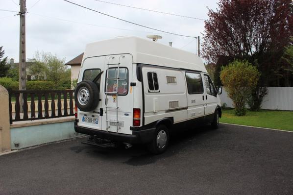 Je vends mon camion am nag blog de mariangelo39 - Camion amenage pour cuisine ...