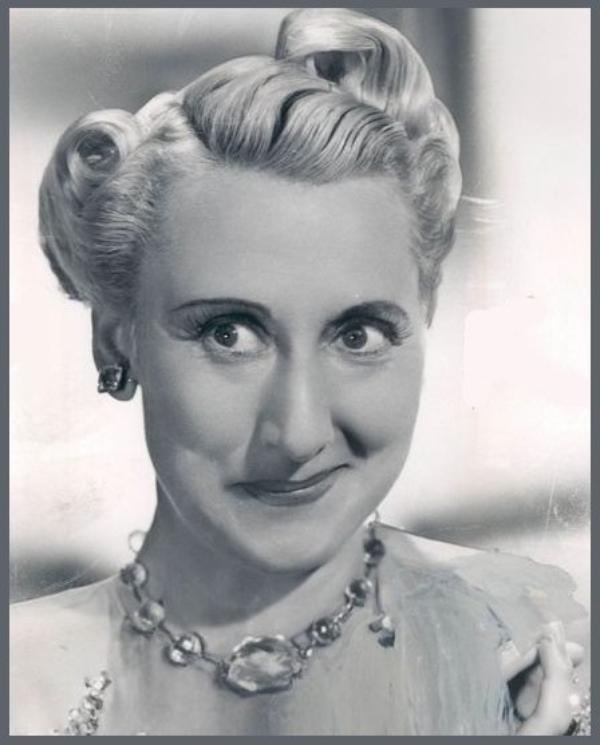 Charlotte GREENWOOD  20-30-40-50  25 Juin 1890 - 28 D  233 cembre 1977 Charlotte Greenwood