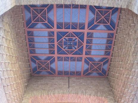 faux plafond suspendu en dalles isolantes tataoui. Black Bedroom Furniture Sets. Home Design Ideas