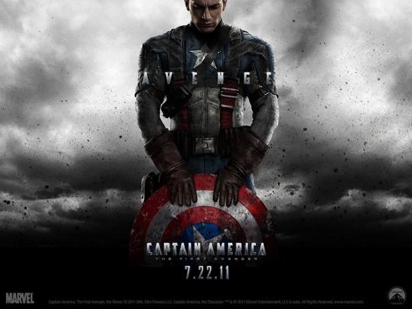 Captain America : First Avenger (2011) [HD]