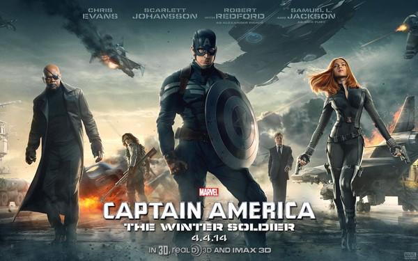 Captain America, le soldat de l'hiver (2014) [HD]