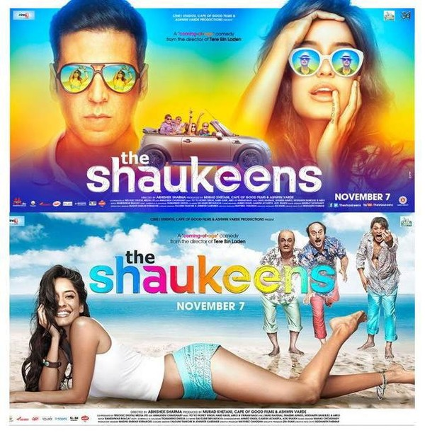 The shaukeens 2014 1080p hd hindi movie all video songs All hd song